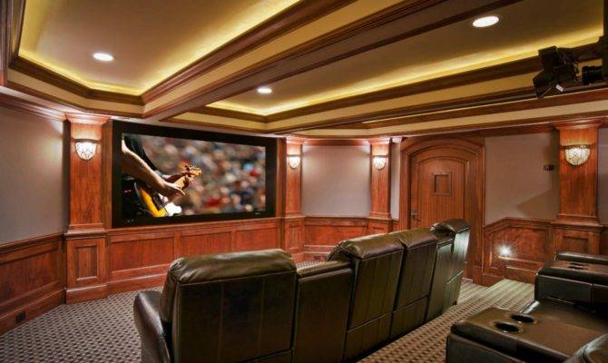 Tips Make Home Theater Ideas Become True Midcityeast