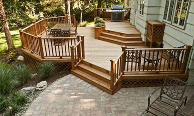 Tips Start Building Backyard Deck Futurist