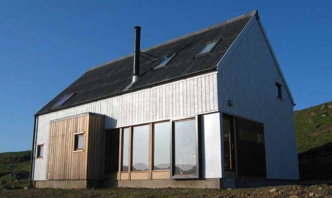 Tokavaig House Dualchas Skye Property Architect