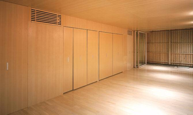 Tokyo Drawer House Functions Like One Giant Cabinet