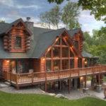 Tomahawk Log Country Homes Inc Mywoodhome