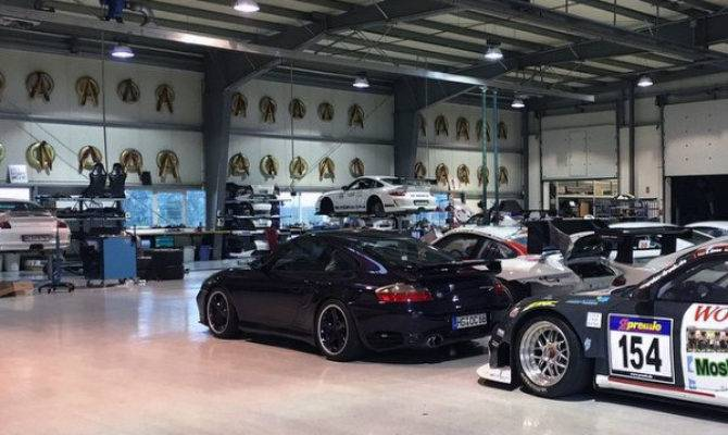 Top Best Dream Garages Men Part Two