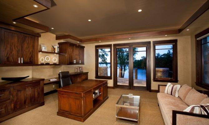 Top Luxury Home Offices