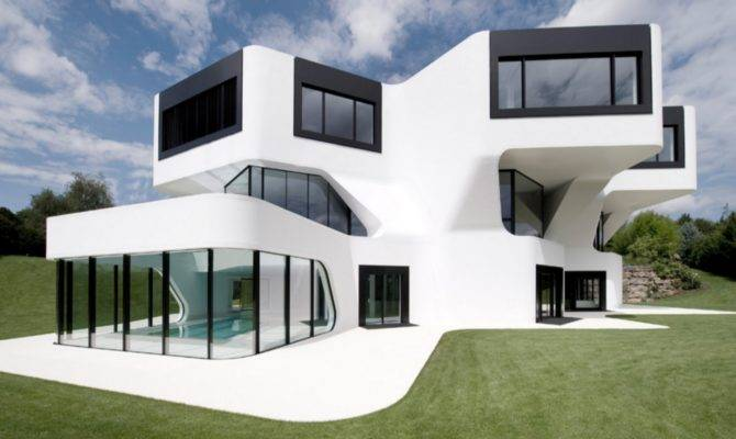 Top Most Incredible Futuristic Houses Wellbots
