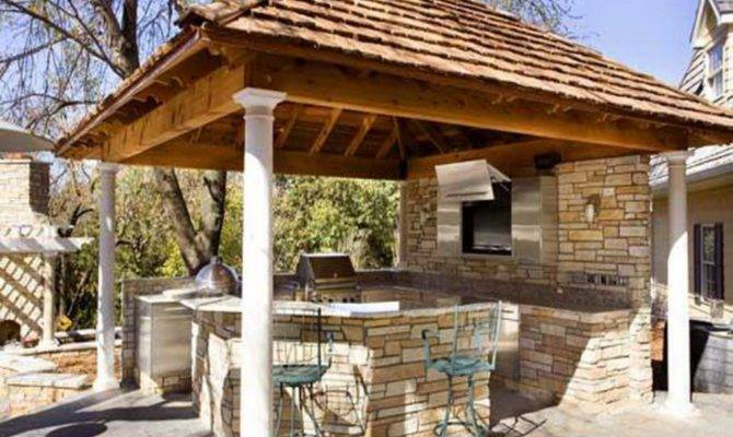Top Outdoor Kitchen Designs Their Costs