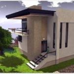 Top Small Modern Concrete House Plans