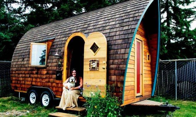 Tortoise Dreadnaught Darling Loves Living Small Her Tiny House