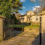 Tour Historical Greek Revival Mansion Home Edinburgh