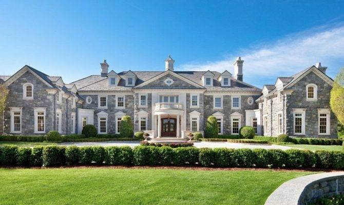 Tour Million Stone Mansion Alpine