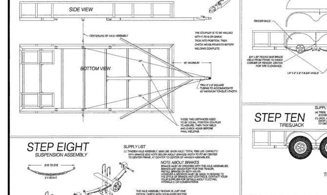 Towing Frame Plans Design Reviews