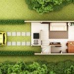 Townhouse Ground Floor Plan Pinoy Eplans Modern House