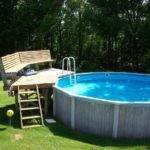 Tracy Torrance Conboy Above Ground Pool Deck Designs Pint