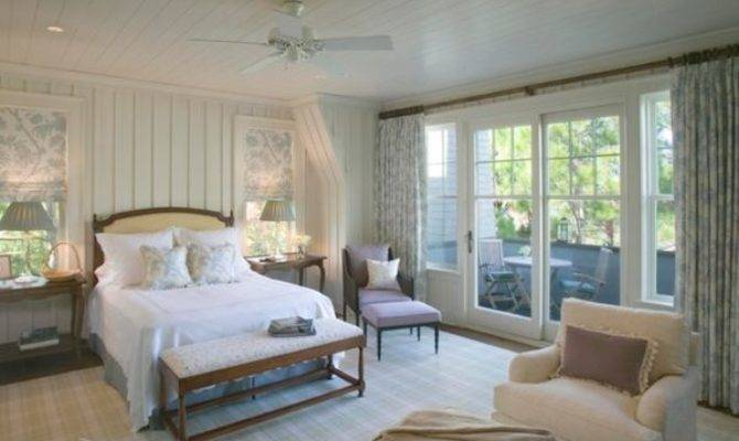 Traditional Cottage Bedroom Design Ideas