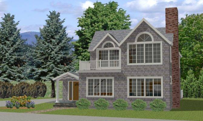 Traditional Country House Plan Plans