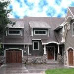Traditional Exterior Minnetonka Custom Homes Inc