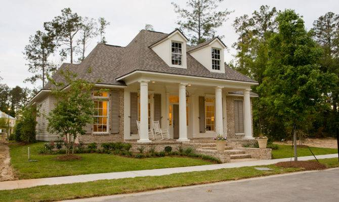 Traditional Front Porch Exterior New