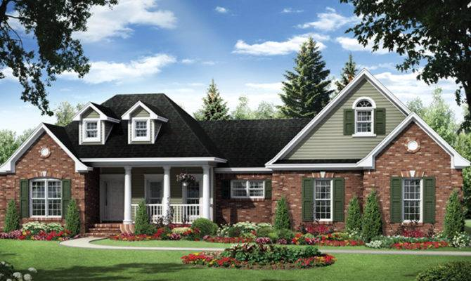 Traditional Home Plans Style Designs Homeplans