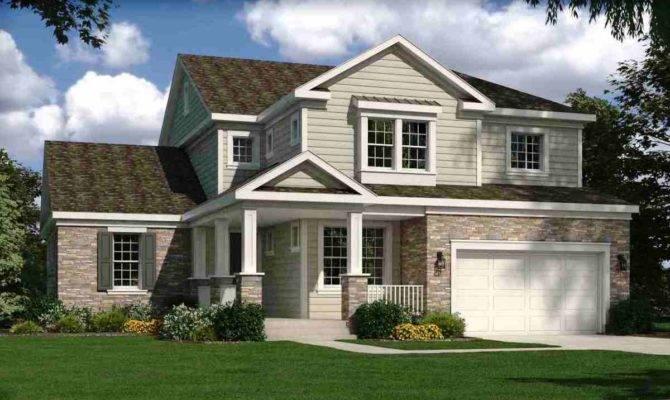 Traditional House Exterior Design Home