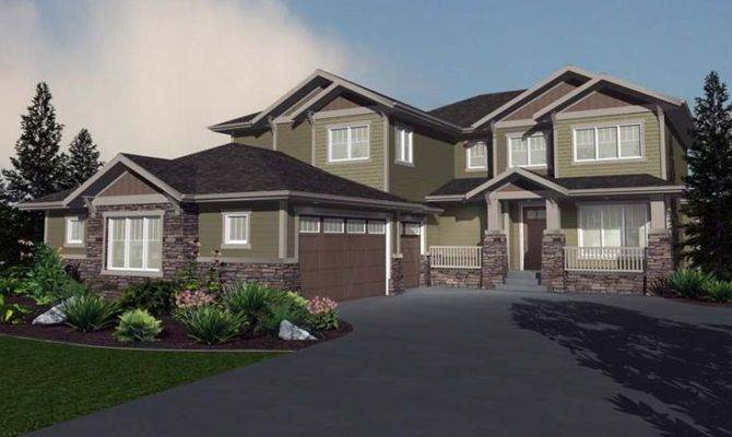Traditional House Plan Great Prefer Master Bedroom