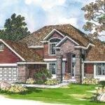Traditional House Plans Coleridge Associated Designs