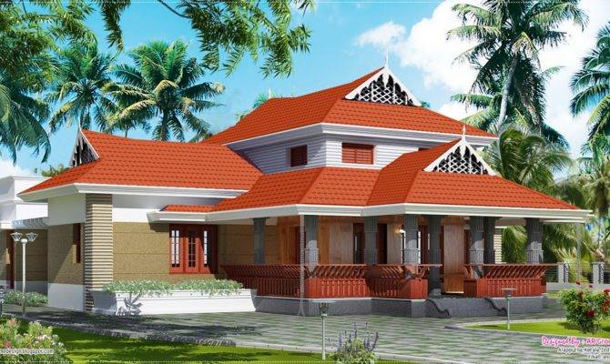 Traditional House Square Feet Kerala Home Design