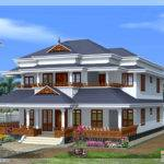 Traditional Kerala Style Home Design
