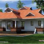 Traditional Kerala Style One Floor House Indian Plans