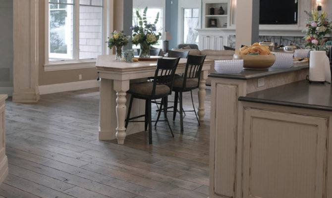 Traditional Kitchen Chicago Hardwood Floors