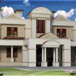 Traditional Old House Renovation Plan Colonial Style Kerala Home