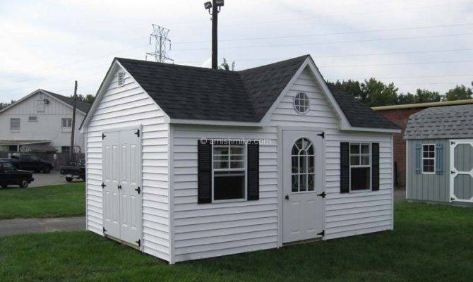 Traditional Series Cape Cod Sheds Amish Mike
