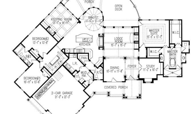 Tranquility House Plan Derivatives Garrell Associates