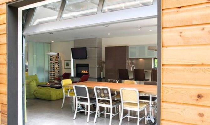 Transform Garage Into Living Space