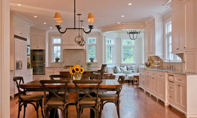 Transformation New England Style Home
