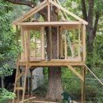 Tree Houses Play Around World Plans Build