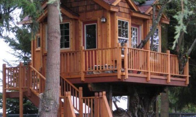Treehouse Guide Usa List