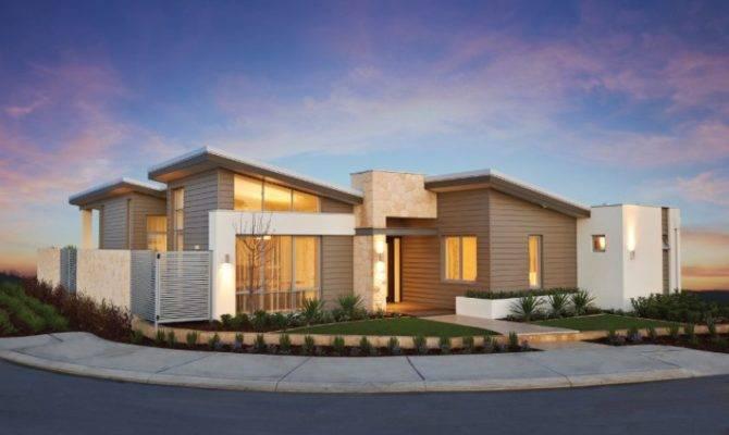 Trendy Modern Japanese House Architecture Plan