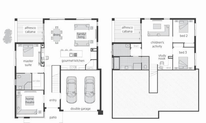 Tri Split Level House Plans Unique Plan Craftsman