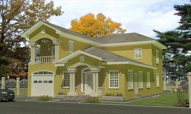 Trinidad House Plans Escortsea