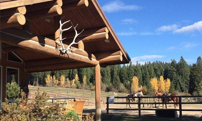 Triple Creek Ranch Snap Shots Horses Heels