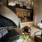 Triplex Apartment Prague Idesignarch Interior