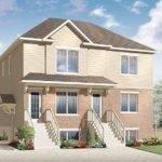 Triplex House Plan