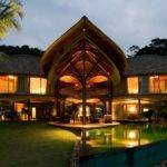 Tropical House Design Rio Janiero Brazil Most Beautiful Houses