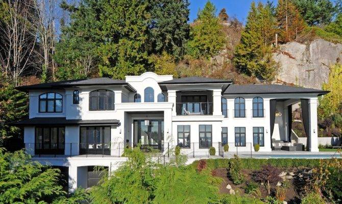 Truly Unique West Vancouver Mansion