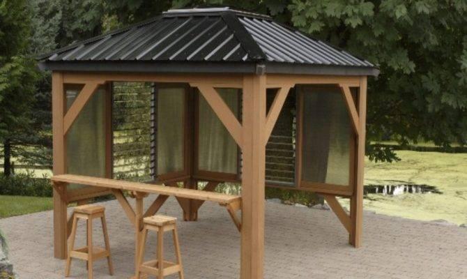Tub Designs Pergola Hot Kits Gazebo Roof