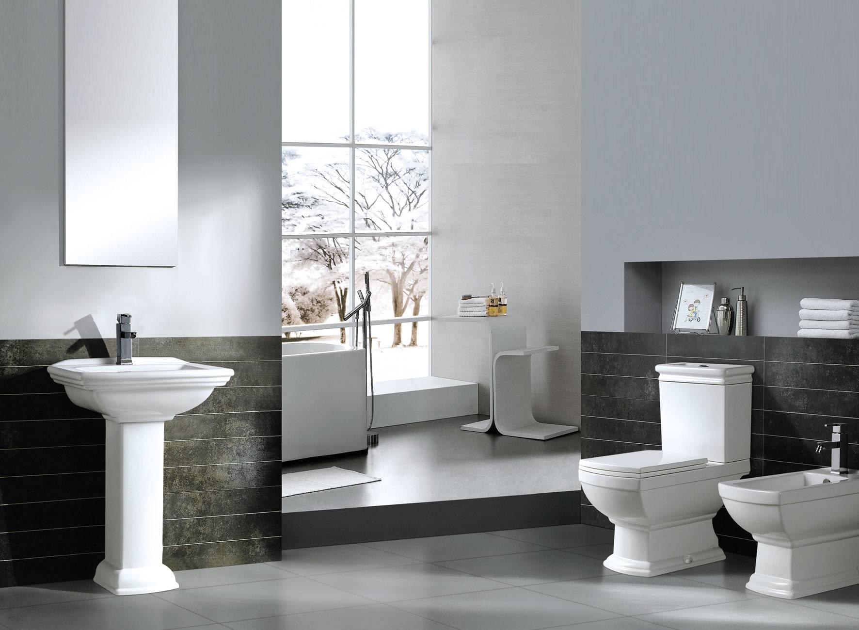 Tudor Bathroom Suite