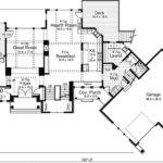 Tudor Hill English Cottage Home Plan House