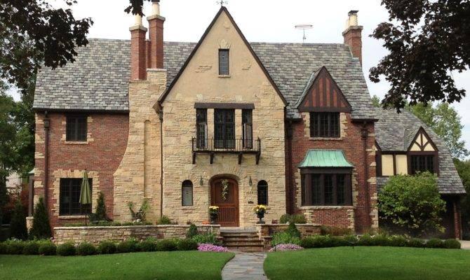 Tudor Revival House Designed Arthur Maiwurm