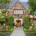 Tudor Style Brick Material Ways Bring Architectural