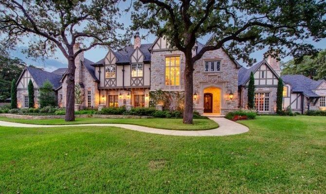 Tudor Style Homes Fascinating Romantic House