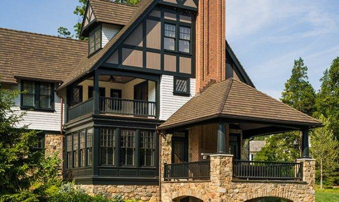 Tudor Style Homes Fascinating Romantic House